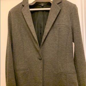 Jackets & Blazers - Gray suit jacket